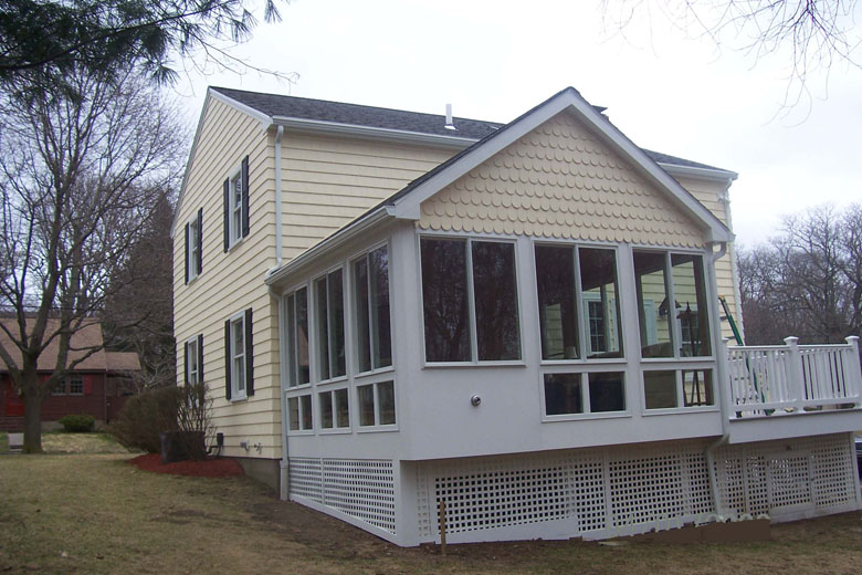 Tri State Window And Siding Will Help You Determine Just The Right Size And  Shape Of An Addition Or Sunroom To Compliment Your Existing Home And Fit  Within ...