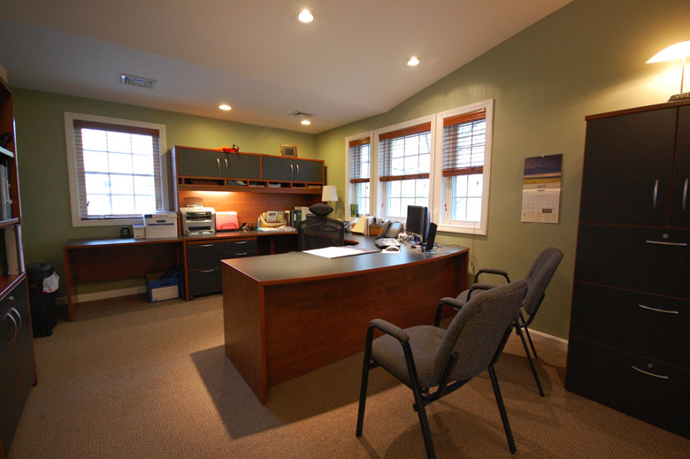 Home Office Suite For Manchester Attorney