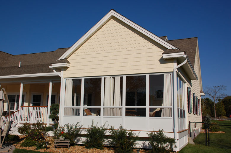 Sunrooms General Contractor Tri State Window And Siding Company Nh